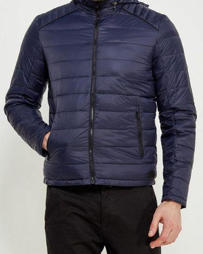 Утепленная куртка - синяя Fresh Brand