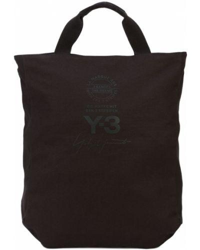 Сумка-тоут с ручками с логотипом Y-3
