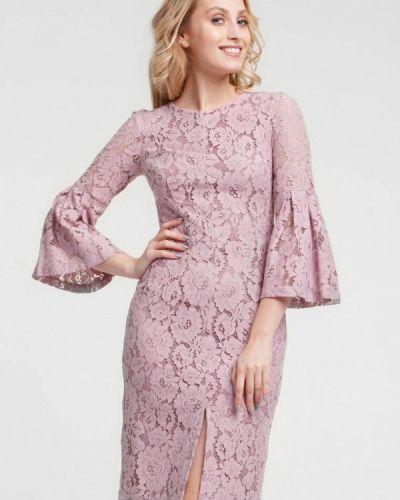 Розовое вечернее платье Oks By Oksana Demchenko