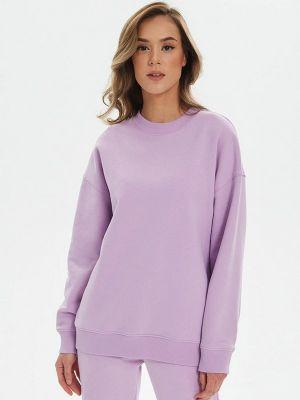 Фиолетовый свитшот Moru