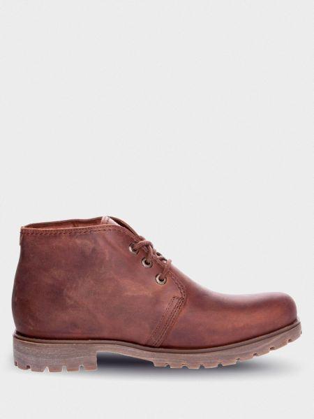 Кожаные ботинки - коричневые Panama Jack