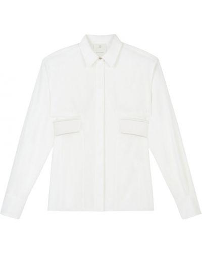 Biała koszula - biała Givenchy