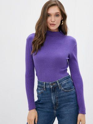 Фиолетовая зимняя водолазка Elsi