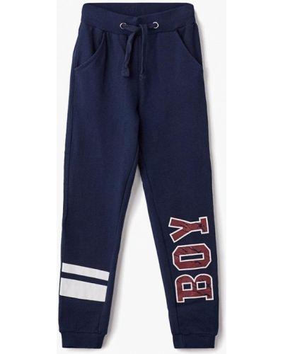 Синие брюки спортивные Modis