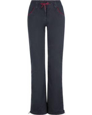 Спортивные брюки из полиэстера - черные Termit