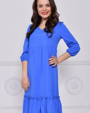 Летнее платье платье-сарафан из вискозы Nikol