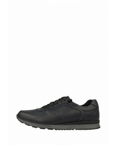 Низкие кроссовки - черные Faber