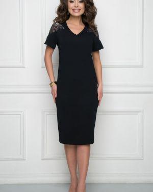 Платье мини с V-образным вырезом платье-сарафан Bellovera