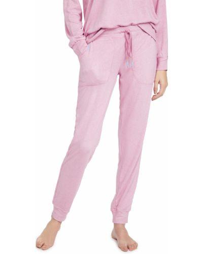 Классические брюки на резинке с манжетами с вышивкой Pj Salvage