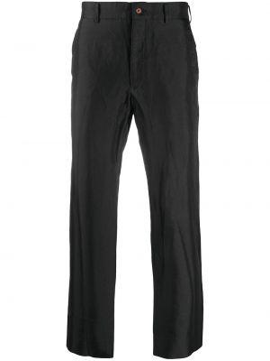 Czarne spodnie Comme Des Garcons Homme Plus