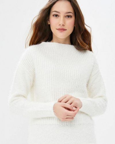 Белый джемпер Zarina