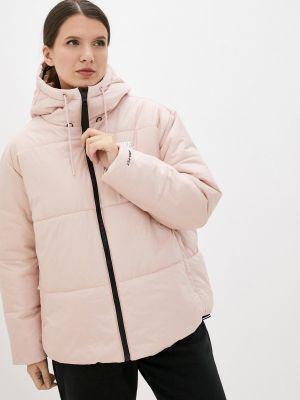 Утепленная куртка - розовая Nike