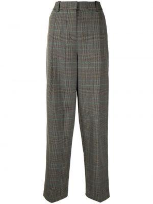 Шерстяные брюки - белые 3.1 Phillip Lim