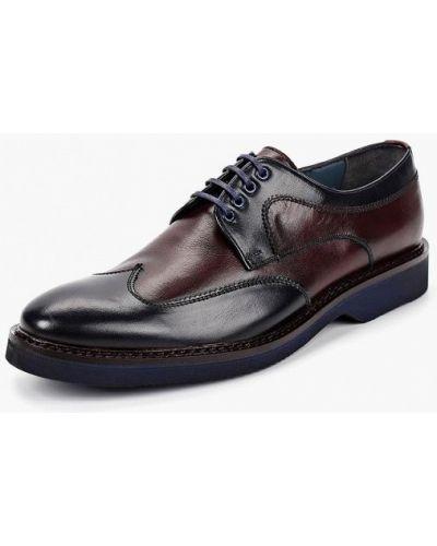 Туфли турецкие коричневый Gt Gualtiero