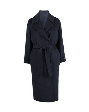 Пальто пальто синее Peserico