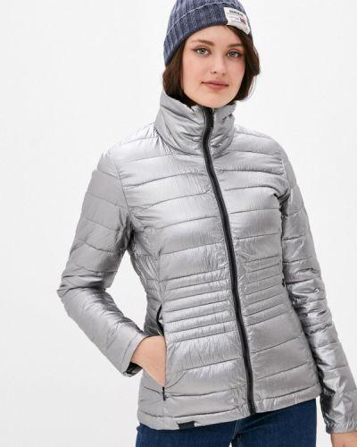 Серебряная утепленная куртка Regatta