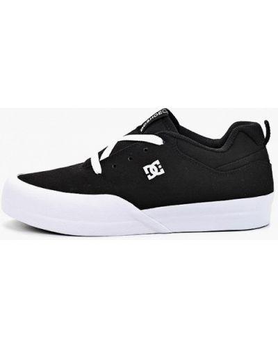 Текстильные черные кеды Dc Shoes