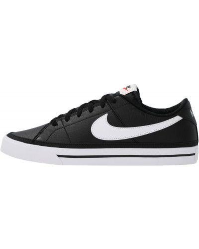 Черные спортивные кеды Nike
