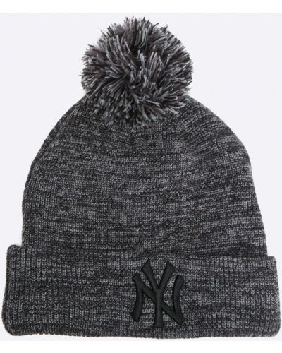Серая шляпа New Era
