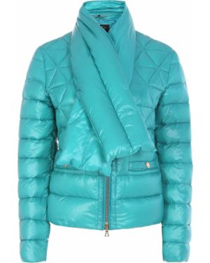 Стеганая куртка - бирюзовая Paul&shark