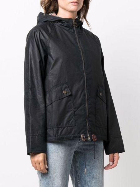 Черная куртка классическая Barbour
