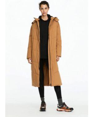 Утепленная куртка осенняя Oysho