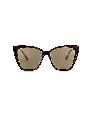 Муслиновые солнцезащитные очки Diff Eyewear