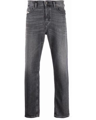 Серые джинсы классические Diesel