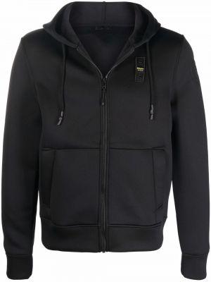 Куртка с капюшоном - черная Blauer