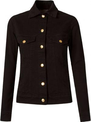 Черная куртка с манжетами Amapô