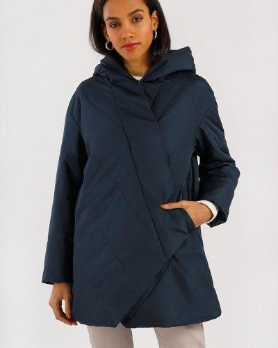 Куртка оверсайз - синяя Finn Flare
