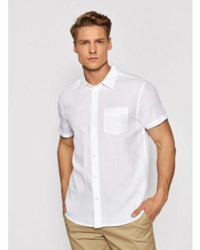 Biała koszula Wrangler