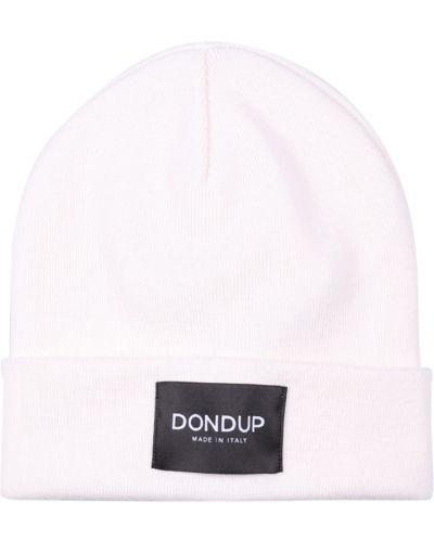 Czapka - biała Dondup