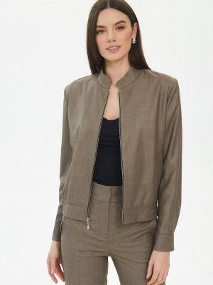Облегченная коричневая куртка Moru