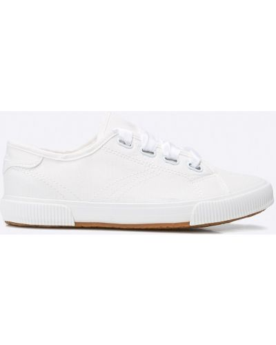 Кеды белые теннисные Tamaris