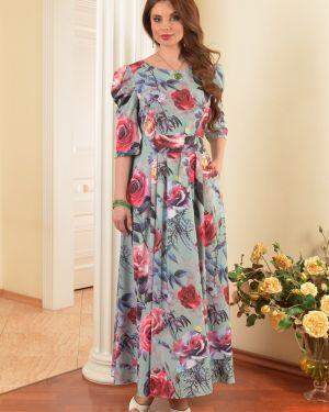 Вечернее платье летнее макси Salvi-s