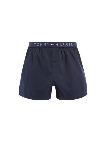 Bokserki - niebieskie Tommy Hilfiger