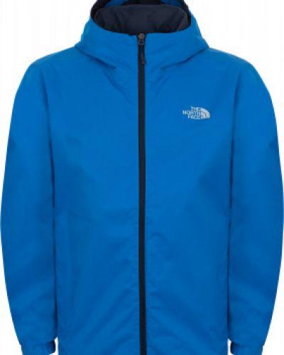 Синяя куртка The North Face