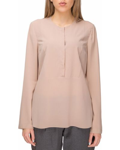 Розовая блузка Brunello Cucinelli