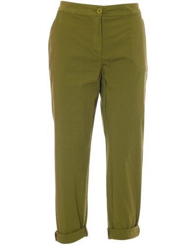 Zielone spodnie Souvenir