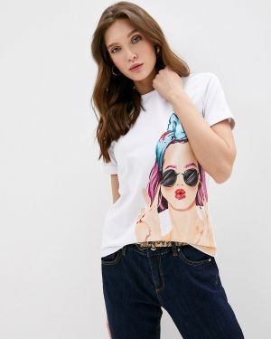 Поло белое Fashion.love.story