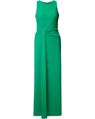 Sukienka wieczorowa - zielona Lauren Ralph Lauren