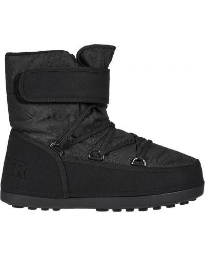 Черные ботинки осенние Bogner