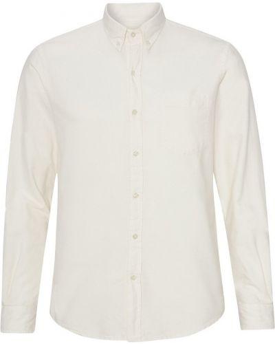 Beżowa koszula Colorful Standard