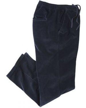Прямые брюки с карманами вельветовые Atlas For Men