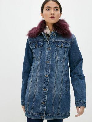 Джинсовая куртка - синяя Canadian