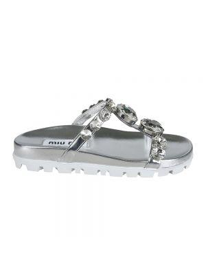 Sandały Miu Miu