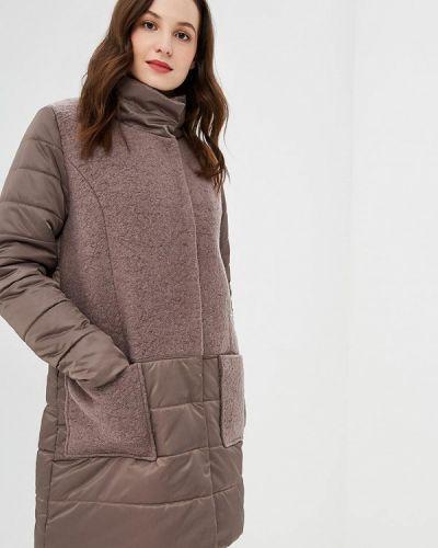Утепленная куртка - оранжевая Rosso-style