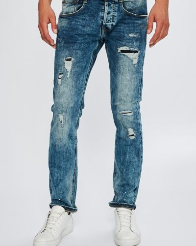 Прямые джинсы делаве на пуговицах Guess Jeans