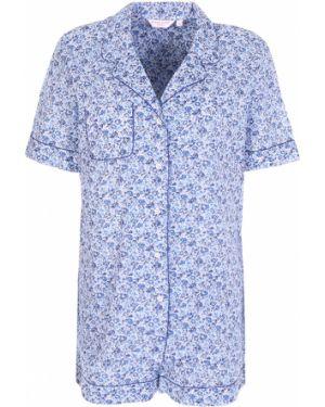 Пижама с шортами с короткими рукавами на пуговицах Derek Rose